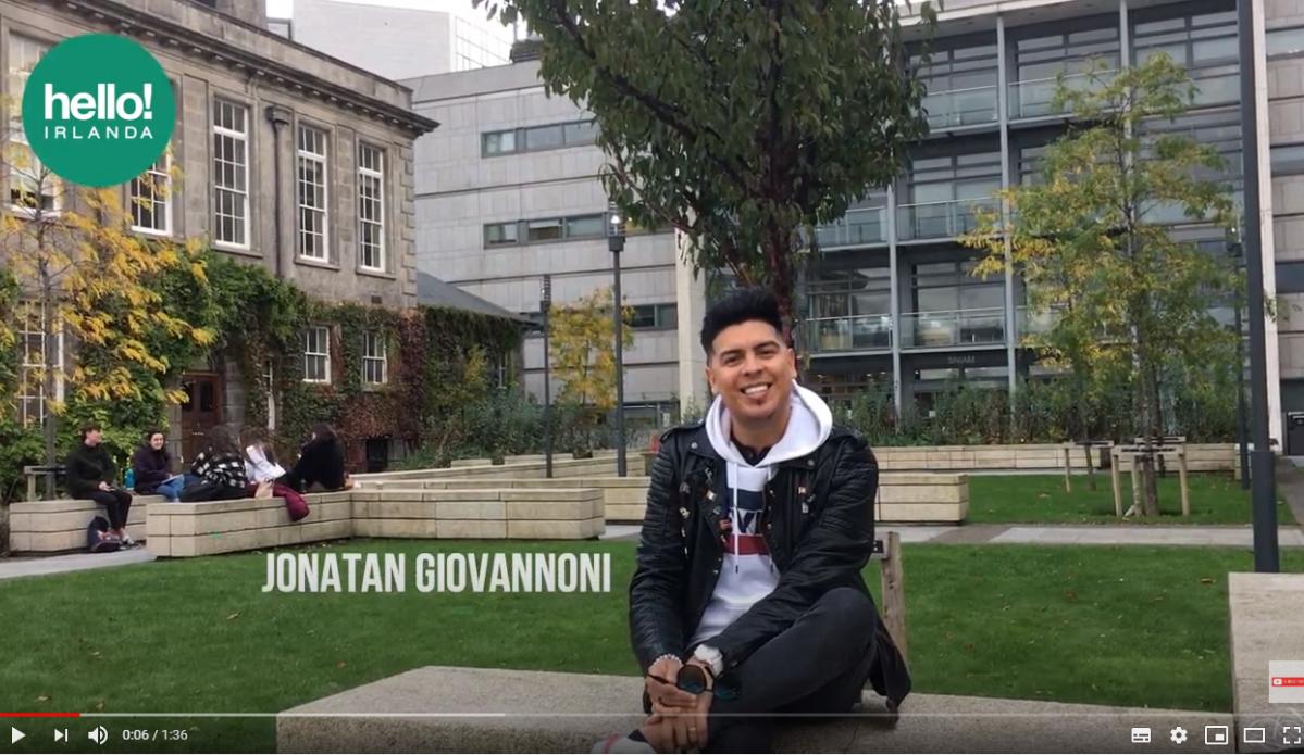 Jonatan Giovannoni de Argentina